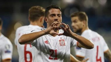 Pablo Fornals and Ferran Torres Help Spain Secure 2-0 Win Over Kosovo During FIFA World Cup 2022 European Qualifiers (Watch Highlights)