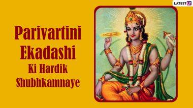 Parivartini Ekadashi 2021 Wishes: WhatsApp Messages, HD Images, SMS and Greetings Dedicated to Lord Vishnu