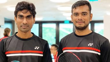 Pramod Bhagat Wins Historic Gold Medal in Badminton at Tokyo Paralympics 2020, Manoj Sarkar Claims Bronze