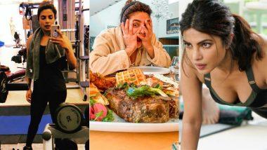 Priyanka Chopra's Diet and Workout Routine
