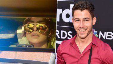Priyanka Chopra Drops a Cool Looking Carfie on Instagram, Nick Jonas Is All Hearts!