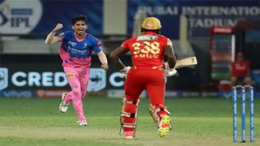 Rajasthan Royals Hilariously Trolls PBKS on Social Media After Sealing a 2-Run In IPL 2021