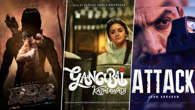 RRR, Gangubai Kathiawadi, Attack To Release in Theatres; Jayantilal Gada Issues a Statement Regarding the OTT Release Rumours