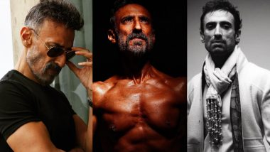 Rahul Dev Birthday Special: 8 Dashing Pictures of the Actor That Prove He's Ageing Like a Fine Wine!