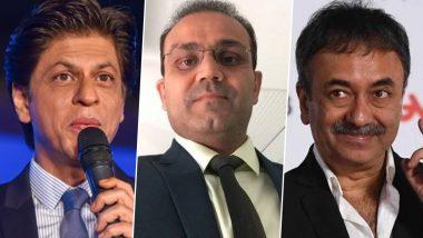 Is Virender Sehwag Part of Shah Rukh Khan-Rajkumar Hirani Film? This Viral Video Leaves SRK Fans Confused If The Former Cricketer is Joking!