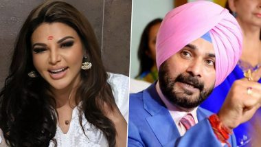 Rakhi Sawant Slams AAP MLA Raghav Chadha For Calling Navjot Singh Sidhu 'Rakhi Sawant of Punjab'