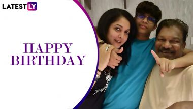 Ramya Krishnan Birthday Special: 8 Pictures That Give Us a Peek Into Baahubali Star's Personal Life!