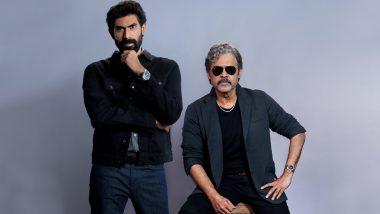 Rana Naidu: Rana Daggubati and Venkatash Team Up for a Netflix Show Where They Will Play Rivals!