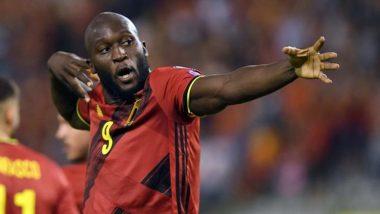 FIFA World Cup European Qualifiers: Romelu Lukaku Scores in 100th International, Belgium Beats Czech Republic 3-0