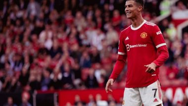 Cristiano Ronaldo Winds the Clock Back, Records an Impressive 32.51 km/h Sprint at 36 During Manchester United vs West Ham, EPL 2021-22