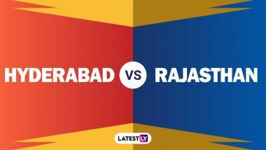 SRH vs RR Live Score Updates of VIVO IPL 2021: David Warner Dropped By Sunrisers As Sanju Samson Opts To Bat First