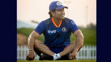 IPL 2021: Sachin Tendulkar Joins Mumbai Indians For Practice Ahead Of KKR Clash (See Post)