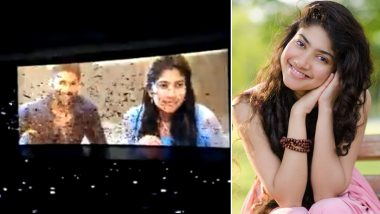 Sai Pallavi Rejoices As Her Film Love Story Gets a Great Response From Audience, Shares Visuals From Theatre (Watch Video)