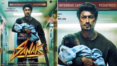 Sanak Full Movie in HD Leaked on TamilRockers & Telegram Channels for Free Download and Watch Online; Vidyut Jammwal's Film Is the Latest Victim of Piracy?