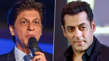 Pathan and Tiger 3 Trend on Twitter, As Shah Rukh Khan and Salman Khan Fans Inquire About the Films' Release Date