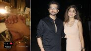 Raqesh Bapat, Shamita Shetty Make Their Love Instagram Official With a Hand-in-Hand Photo From Dinner Date!