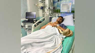 Paralympics Bronze Winner Sharad Kumar Admitted to AIIMS in Delhi After Chest Congestion, Says Feeling Better
