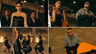 Bad Boy X Bad Girl: Mrunal Thakur Turns Bad Girl for Badshah's Latest Song