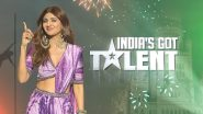 Shilpa Shetty Kundra Joins India's Got Talent as Judge; Auditions To Go Live From September 27 on SonyLIV App (Watch Video)