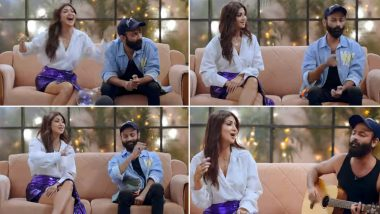 Shilpa Shetty Kundra Laughs Her Heart Out On Chat Show, Croons Chura Ke Dil Mera (Watch Video)