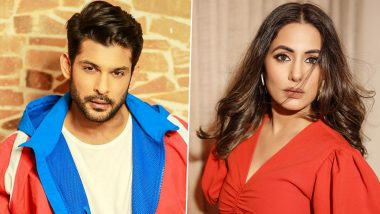 Sidharth Shukla No More: Hina Khan Urges SidHearts To Stay Strong After the Actor's Untimely Demise
