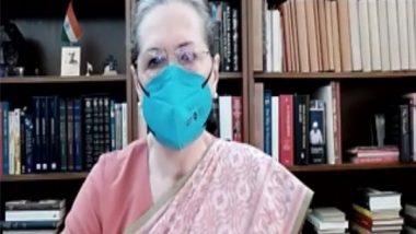 Sonia Gandhi Arrives in Shimla for Personal Visit