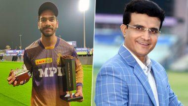 Venkatesh Iyer Highlights Sourav Ganguly's Importance in Shaping His Batting Career