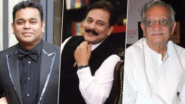 Subrata Roy Biopic: AR Rahman, Gulzar Team Up for Film on Controversial Business Tycoon's Life