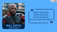 Will Smith Birthday Special: From Independence Day to Bad Boys, 10 Quotes of the Actor You Should Check Out