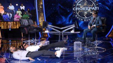 KBC 13: Suniel Shetty, Jackie Shroff Flex Muscles on Amitabh Bachchan's Quiz Show