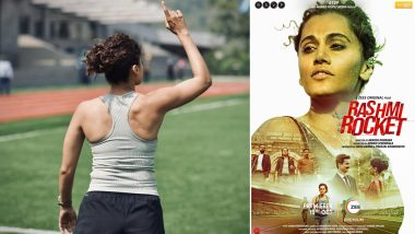 Did Taapsee Pannu Drop Rashmi Rocket's Trailer Date While Responding To a Portal's 'Mard Ki Body Wali' Comment?