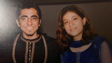 On Ayushmann Khurrana's 37th Birthday, Wife Tahira Kashyap Wishes Her Man With an Old Pic From College Days!