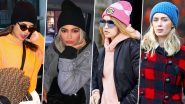 Fall Fashion 2021: Priyanka Chopra Jonas, Kylie Jenner and Other Hollywood Beauties In Their Winter Hats (View Pics)