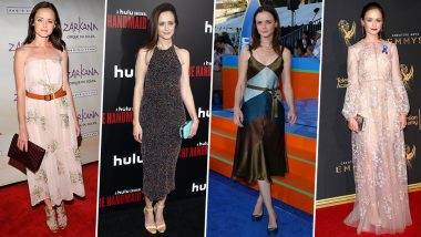 Alexis Bledel Birthday: Keeping it Simple But Chic Seems to Be Her Style Mantra (View Pics)