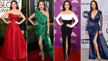 Catherine Zeta-Jones Birthday: A Look Through Her Style Book, One Stunning Outfit At a Time (View Pics)
