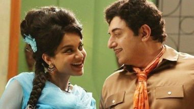 Thalaivii Box Office Collection Day 1: Kangana Ranaut's Film on Jayalalithaa Impresses the Audience, Mints Rs 1.25 Crore