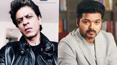 Thalapathy Vijay To Have a Cameo in Shah Rukh Khan and Atlee's Upcoming Film - Reports