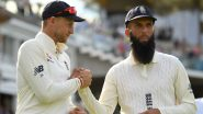 Joe Root Pays Tribute To Moeen Ali After English All-Rounder Announces Retirement From Test Cricket