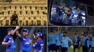 IPL 2021: Delhi Capitals Put Out a Special Journey Video Ahead of Their Match Against SRH