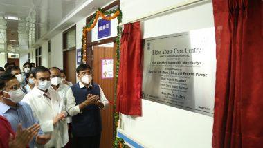 Union Health Minister Mansukh Mandaviya Inaugurates Multiple Health Facilities at Safdarjung Hospital in Delhi
