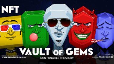 Vault of Gems… First NFT of Its Kind