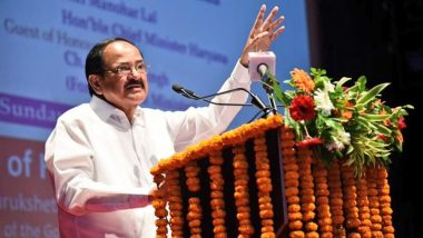 Need To Develop an Integrated Approach Towards Rural Economy To Ensure Income Security for Farmers: VP