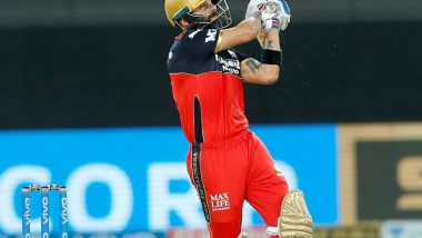 IPL 2021: RCB Captain Virat Kohli Becomes 1st Indian Batsman To Score 10,000 Runs in T20 Cricket