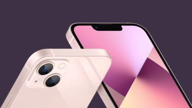 Apple iPhone 13 With Redesigned Camera Array, Smaller Notch Unveiled; Check Details Here