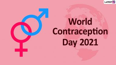 Know World Contraception Day 2021 Date, History and Significance