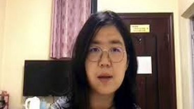 China: Press Freedom Groups Call for Release of Citizen Journalist Zhang Zhan