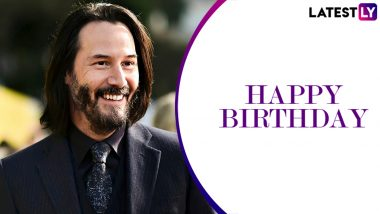 Keanu Reeves Birthday Special: 10 Inspiring Quotes by the John Wick Star That Show He is Man in Love With Life!