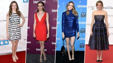 Danielle Panabaker Birthday: Red Carpet Outings By 'The Flash' Actress That Are Pleasing For Your Eyes (View Pics)