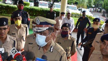 Haryana Police Tightens Security Arrangements Due to Farmers' Call to Gherao Karnal Secretariat Tomorrow