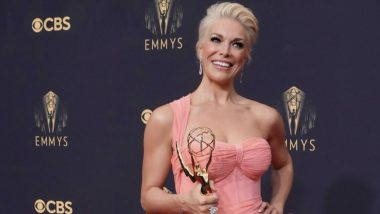 Emmys 2021: Hannah Waddingham Wins Outstanding Supporting Actress in a Comedy Series for Her Role in 'Ted Lasso'